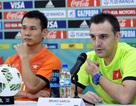 """HLV Bruno Garcia: """"Trận đấu với Italia sẽ là thử thách khó nhất của chúng tôi"""""""