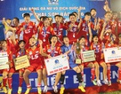 Đánh bại Hà Nội, TPHCM vô địch bóng đá nữ quốc gia