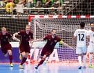 Chật vật vượt qua Iran, Nga vào chung kết World Cup futsal 2016