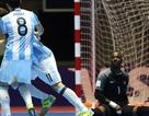 Thắng đậm Bồ Đào Nha, Argentina vào chung kết World Cup futsal 2016