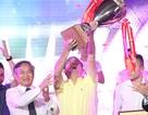 Tôn vinh những cá nhân và tập thể đoạt giải bóng đá nội 2016