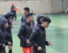 Xuân Trường tập ngày đầu tiên cùng đội tuyển Việt Nam