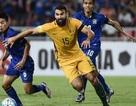 Australia may mắn thoát thua trước Thái Lan tại vòng loại World Cup 2018