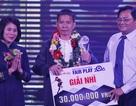 Sự cố trao nhầm giải thưởng trong đêm gala trao giải fair-play 2016