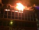 Hà Nội: Lại xảy ra cháy trên phố Nguyễn Khang