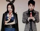 Cặp đôi biến hình Hàn Quốc lập kỷ lục Guiness đến Việt Nam