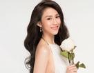 """Hoa hậu Thu Vũ được chồng sắp cưới an ủi sau sự cố """"nói tiếng Anh dở"""""""