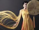 Nguyễn Thị Loan khoe trang phục dân tộc đẹp lạ