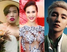 """Showbiz Việt 2016: Nhiều scandal và """"trò lố""""!"""