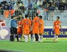 """Vòng 7 V-League 2015: Lại """"nóng"""" công tác trọng tài"""