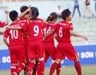 TPHCM bám sát Hà Nội 1 tại giải bóng đá nữ quốc gia