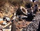 Vụ tai nạn làm đường sắt tê liệt nhiều giờ: Phụ xe công nông nguy kịch