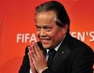 Truyền thông nước ngoài đính chính thông tin về chủ tịch LĐBĐ Thái Lan