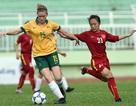 Đội tuyển nữ Việt Nam thua đậm Australia