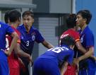U23 Campuchia gây sốc khi đánh bại U23 Philippines