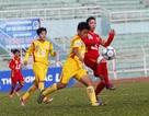 Thắng Hà Nam, TPHCM lên đầu bảng giải bóng đá nữ vô địch quốc gia 2015