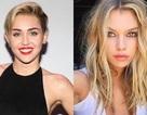 Miley Cyrus hẹn hò siêu mẫu gợi cảm