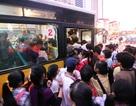 """""""Ấn tượng"""" với xe buýt Hà Nội"""