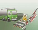 Xe quá tải lọt trạm cân: Trừ phi có phép tàng hình!?
