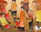 Chợ quê thấm đượm hồn Việt