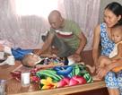 Sự sống mong manh của bé 5 tuổi bị xuất huyết não