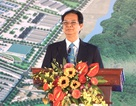 Thủ tướng dự lễ khởi công Khu liên hợp VSIP Nghệ An