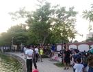Phát hiện thi thể người phụ nữ dưới hồ Goong