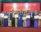Gần 400 giáo viên được công nhận giáo viên dạy giỏi cấp tỉnh