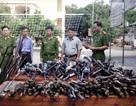 Tiêu hủy hơn 120 khẩu súng