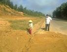 Nghệ An: Dẹp bỏ điểm khai thác đất trái phép bên đường Hồ Chí Minh