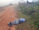 Hoảng hồn phát hiện người đàn ông tử vong cạnh nghĩa trang