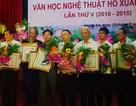 Hơn 80 tác phẩm đạt Giải thưởng Hồ Xuân Hương lần thứ V