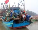 15 ngư dân trên tàu cá bị nạn đã về nhà an toàn