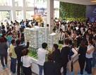 Hơn 600 khách hàng tham dự khai trương nhà mẫu The GoldView