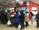 Đại siêu thị SapoMart Giảng Võ – Từng bừng khai trương, hưởng ngàn ưu đãi
