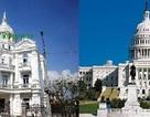 Đại gia Ninh Bình xây lâu đài theo kiến trúc tòa nhà quốc hội Mỹ