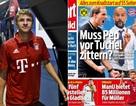 Man Utd sẵn sàng chi 85 triệu euro để mua Thomas Muller