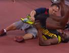 """Usain Bolt bị """"hạ ngọt"""" bởi phóng viên quay phim"""