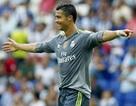 Những kỳ tích C.Ronaldo đạt được với cú repoker vào lưới Espanyol