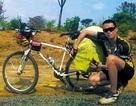 Đạp xe từ Trung Quốc đến châu Phi để hạ hỏa sau xung đột với người yêu