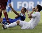 """Chiellini: """"Phát cắn của Suarez chỉ nhẹ như nụ hôn bạn gái tôi"""""""