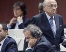 Bộ đôi Sepp Blatter và Michel Platini chính thức bị đình chỉ công tác