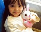 Ngắm vẻ đáng yêu của em bé lai Nhật - Hàn