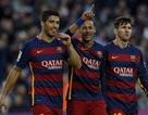 Barcelona 4-0 Real Sociedad: Tam tấu Messi-Suarez-Neymar tiếp tục thăng hoa