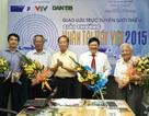 Video giao lưu trực tuyến Giải thưởng Nhân tài Đất Việt 2015