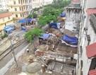 Hàng chục hộ dân ồ ạt xây nhà không phép tại quận Cầu Giấy