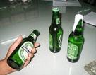 Phát hiện đường dây sản xuất bia Heineken giả quy mô lớn