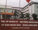 """Quận Long Biên đã """"quên"""" Luật Đất đai"""