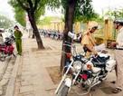 Công an xã Thái Mỹ xử phạt vi phạm hành chính đúng quy định