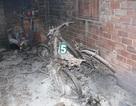 Bàng hoàng vụ người cha chết cháy cùng 3 con